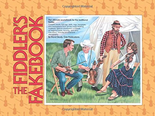 9780825602382: The Fiddler's Fakebook: The Ultimate Sourcebook For The Traditional Fiddler