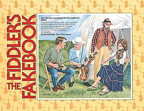 9780825602382: Fiddler's Fake Book
