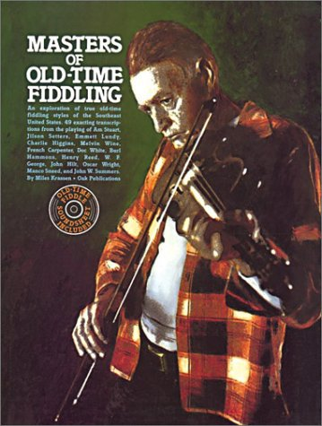 9780825602504: Masters of Old-Time Fiddling (Fiddle)