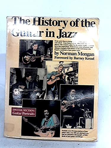 9780825602559: History of the Guitar in Jazz