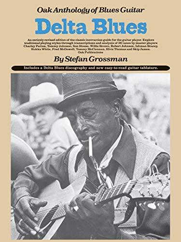 9780825602863: Delta Blues: Oak Anthology of Blues Guitar