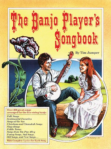 9780825602979: The Banjo Player's Songbook: Over 200 great songs arranged for the five-string banjo