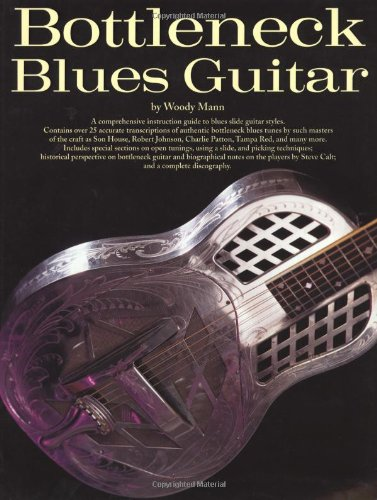 9780825603174: Bottleneck Blues Guitar (Guitar Books)