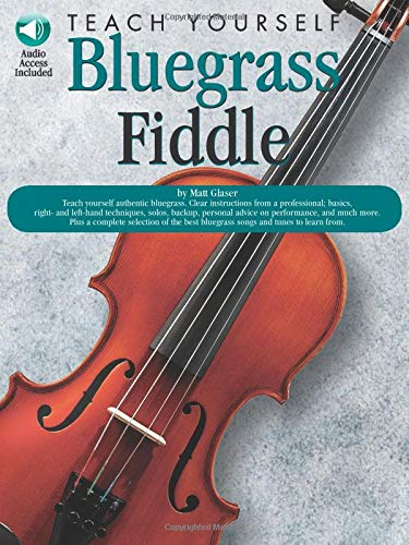9780825603242: Teach Yourself Bluegrass Fiddle