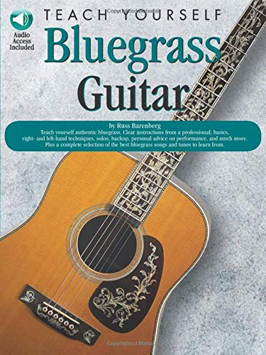 9780825603259: Teach Yourself Bluegrass Guitar