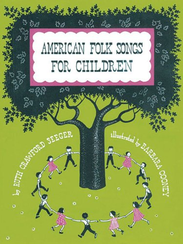 9780825603464: American Folksongs for Children
