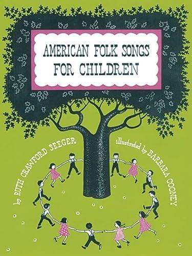 9780825603464: American Folk Songs for Children