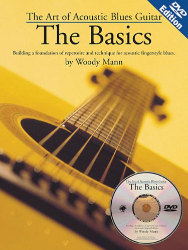 9780825603471: The Art of Acoustic Blues Guitar: The Basics