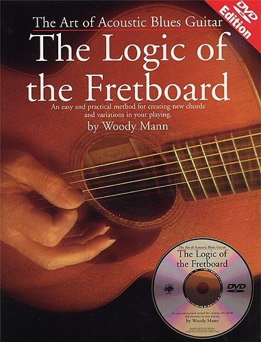 9780825603488: Art of Acoustic Blues Guitar: Logic of the Fretboard