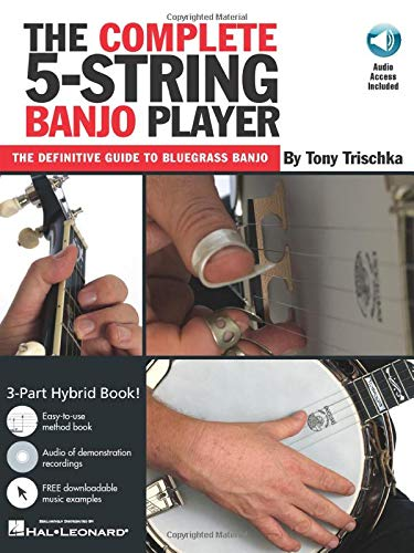 9780825603556: Complete 5 String Banjo Player