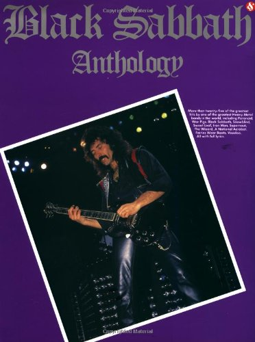 9780825610844: Black Sabbath Anthology