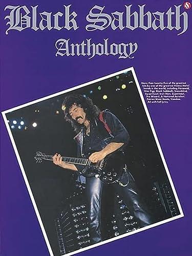 9780825610844: Black Sabbath - Anthology