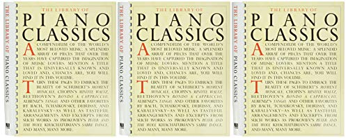 9780825611117: The Library of Piano Classics