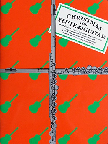 9780825611209: Christmas for Flute and Guitar