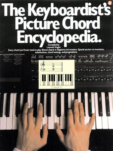 9780825611322: Keyboardists Picture Chord Encyclopedia