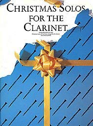 9780825611612: Christmas Solos for the Clarinet