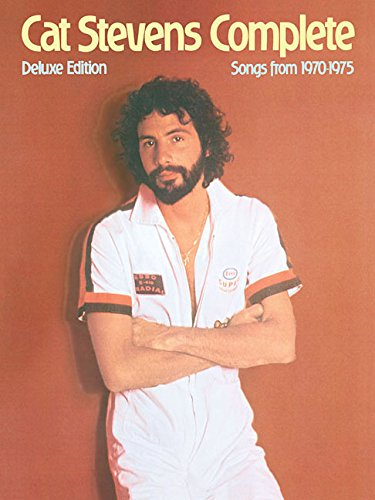 Music Sales Cat Stevens Complete: Songs from 1970-1975 Deluxe Edition (Piano / Vocal / Guitar Art...
