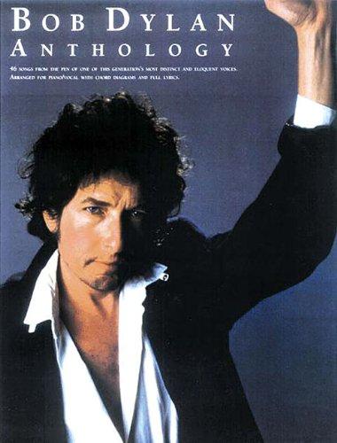 9780825612404: Bob Dylan Anthology: P/V/G Folio