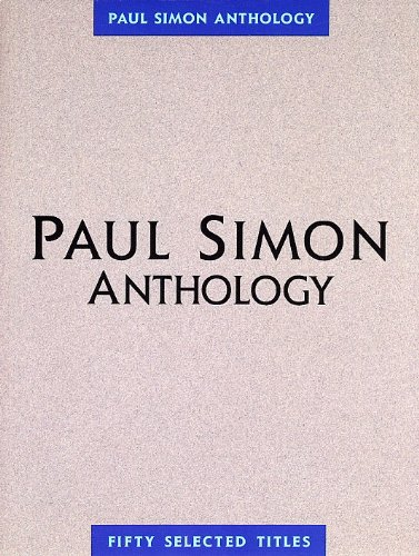 9780825612787: Paul Simon - Anthology