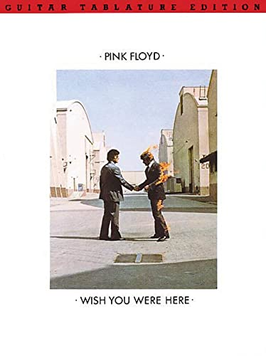 9780825612879: Pink Floyd - Wish You Were Here Guitar Tablature Edition
