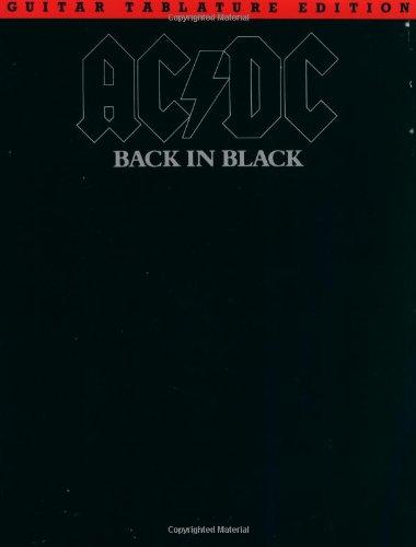9780825613050: AC/DC - Back in Black
