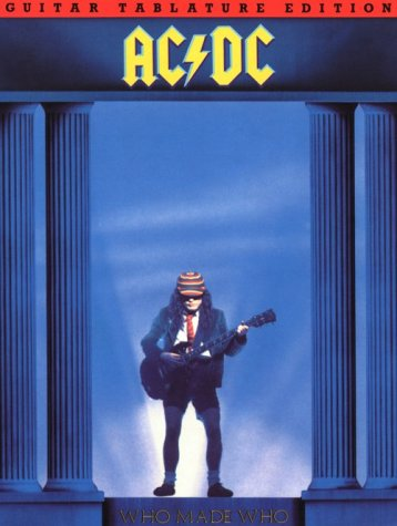 AC/DC: Who Made Who: Music Sales Corporation
