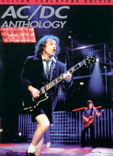 9780825613166: AC/DC ANTHOLOGY TAB.