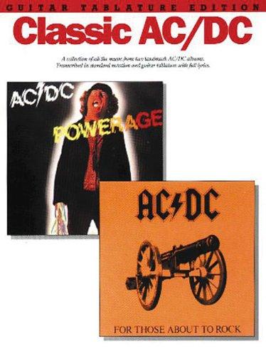 9780825613265: Classic AC/DC