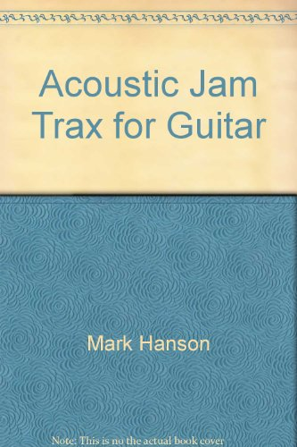 9780825613524: Acoustic Jam Trax for Guitar