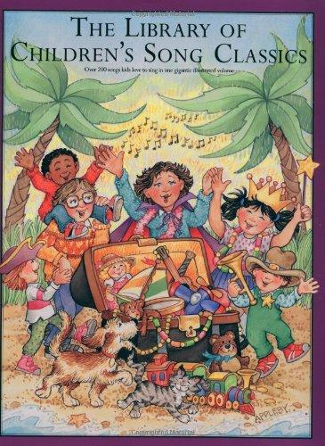 9780825613586: The Library of Children's Song Classics