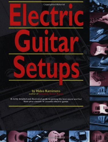 9780825613791: Electric Guitar Setups