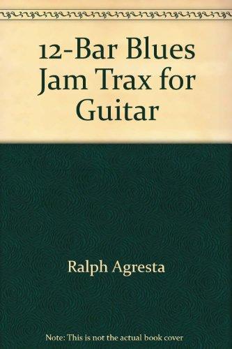 9780825614156: 12-Bar Blues Jam Trax for Guitar
