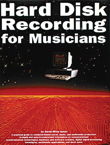 9780825614330: HARD DISK RECORDING MUSIC