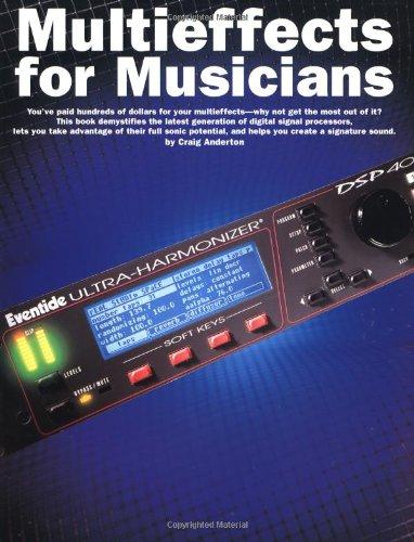 9780825614477: MULTIEFFECTS 4 MUSICIANS