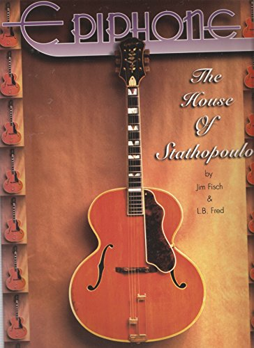 9780825614538: Epiphone: The House of Stathopoulo