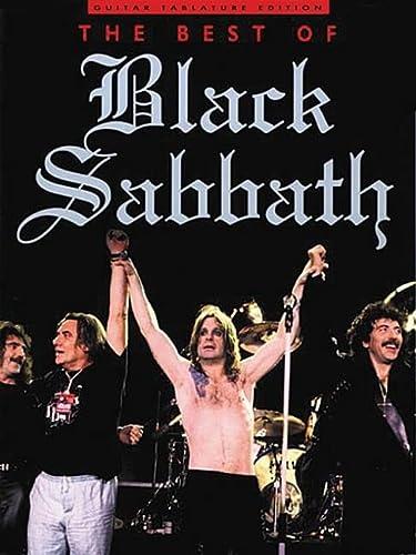 9780825614606: The Best Of Black Sabbath (TAB)