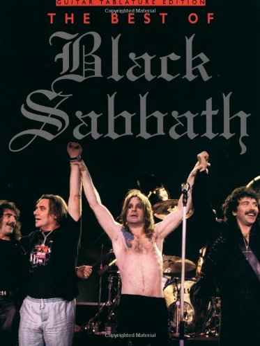9780825614606: The Best of Black Sabbath: Tab Edition