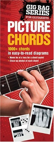 9780825614866: Picture Chords for Guitarists: The Gig Bag Series (Gig Bag Books)