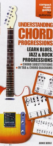9780825614880: Understanding Chord Progressions: Compact Music Guides for Guitarists