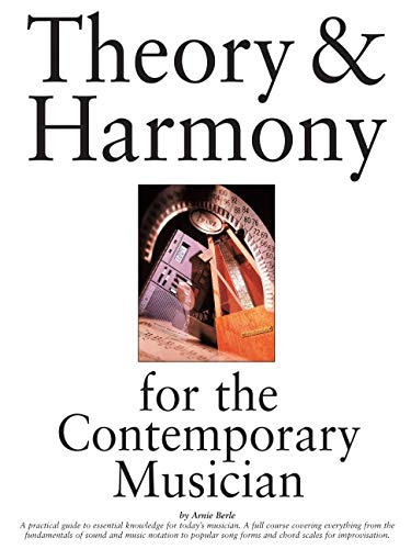 9780825614996: Theory & Harmony for the Contemporary Musician