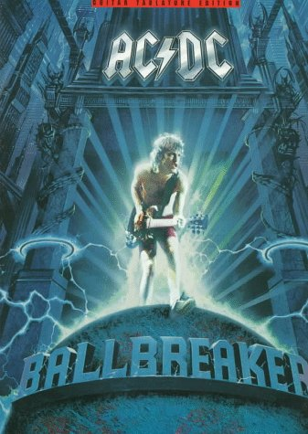 9780825615351: Ac/Dc Ballbreaker: Guitar Tablature Edition