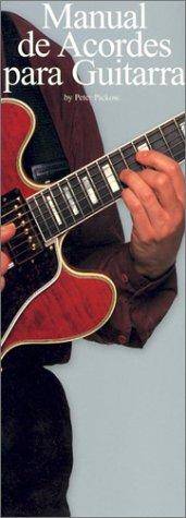 9780825615405: Manual de acordes para guitarra