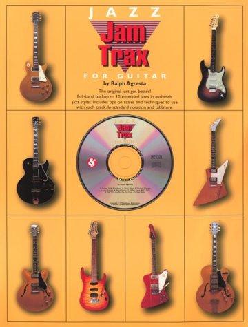9780825616068: Jazz Jam Trax for Guitar