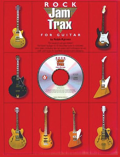 9780825616075: Rock Jam Trax for Guitar: N/A