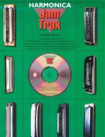 9780825616419: Harmonica Jam Trax