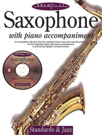 9780825616679: Solo Plus: Standards & Jazz: Saxophone (Alto)