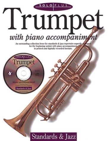 9780825616686: Solo Plus: Standards & Jazz: Trumpet