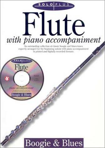 9780825616723: Solo Plus: Boogie & Blues: Flute