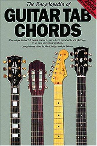 9780825616907: The Encyclopedia of Guitar Tab Chords