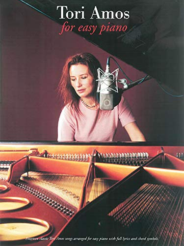 9780825616938: Tori Amos for Easy Piano: Fourteen Classic Tori Amos Songs Arranged for Easy Piano with Full Lyrics and Chord Symbols